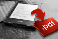 Photo of How to Convert Kindle Books with DRM to Normal PDF